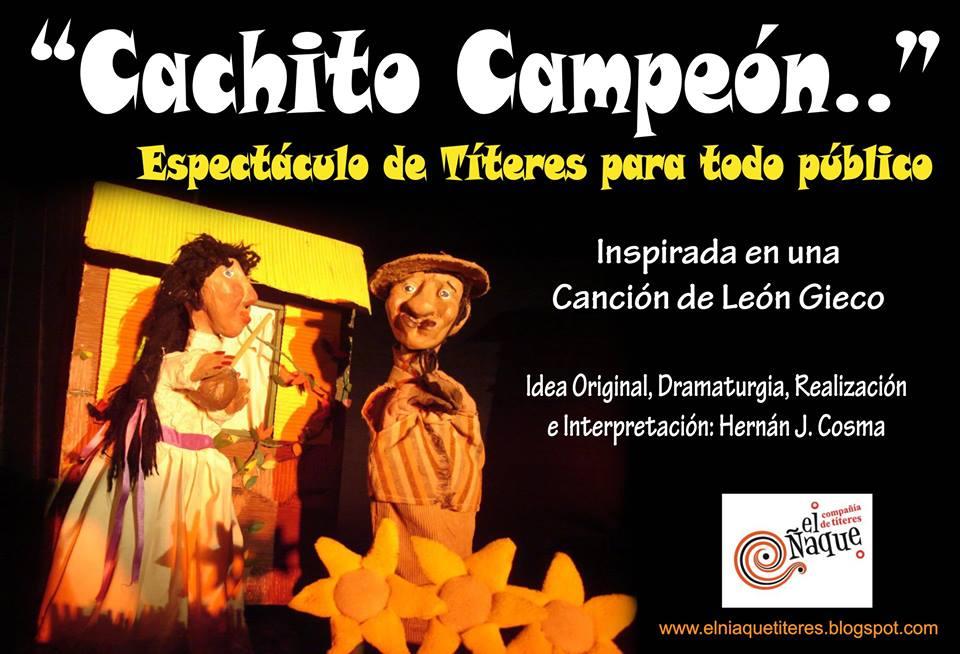 Cachito campeon