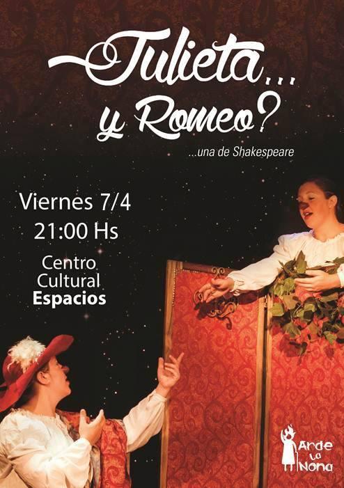 Julieta y Romeo 3-4